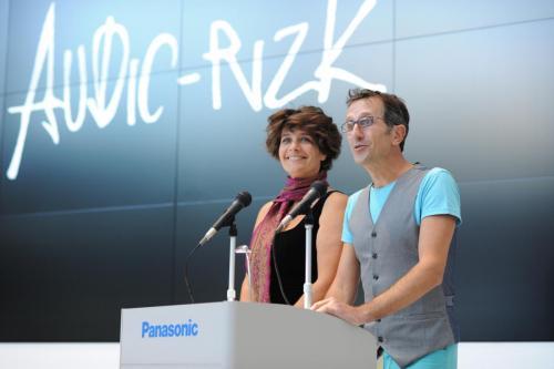 Julie Audic & Christian Rizk