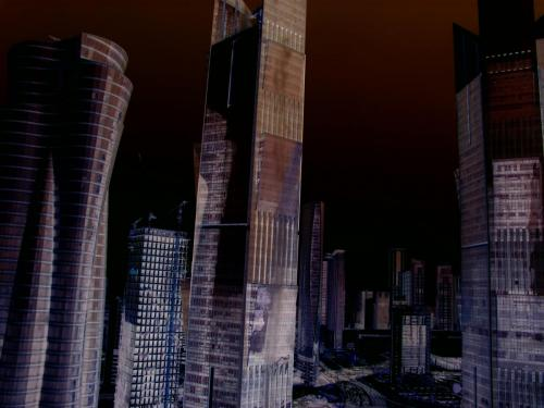 Doha -Towers