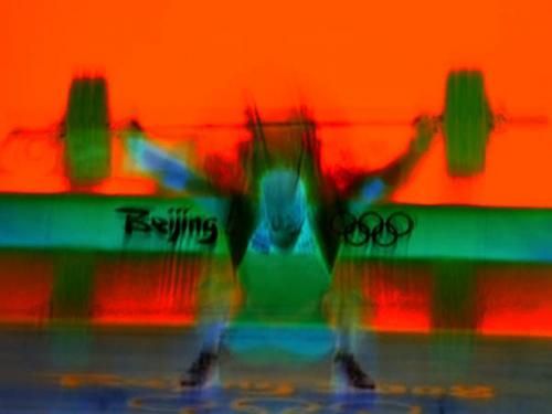 Haltérophilie weightlifting