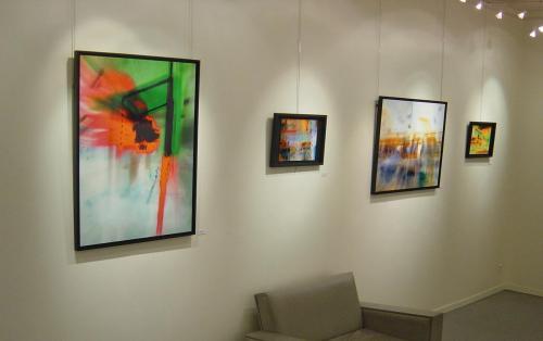 Galerie Christine Colas, Paris, 2005