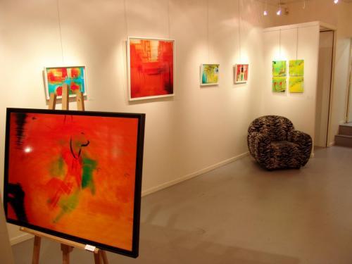 Galerie Christine Colas, Paris, 2006