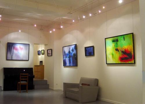 Galerie Christine Colas, Paris, 2004