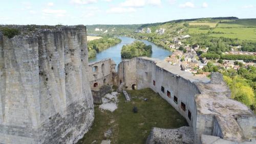 Mo(nu)ments Historiques @ Château-Gaillard