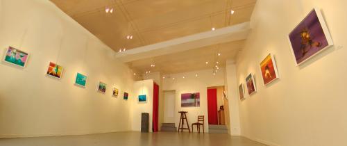 Galerie Christine Colas, Paris, 2008