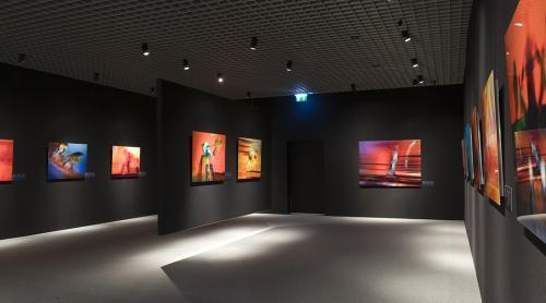 Musée Olympique, Lausanne, 2010