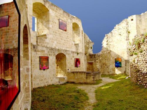 Mo(nu)ments Historiques @ Château-Gaillard 03