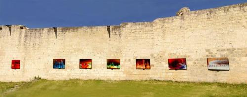 Mo(nu)ments Historiques @ Château-Gaillard 01