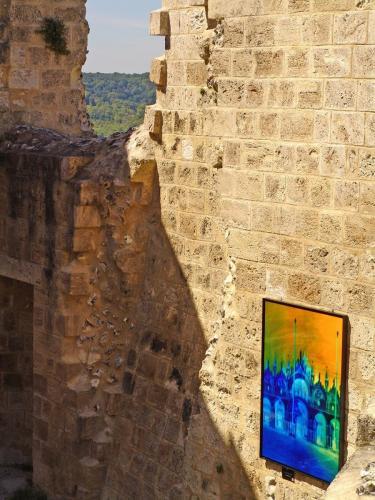 Mo(nu)ments Historiques @ Château-Gaillard 04